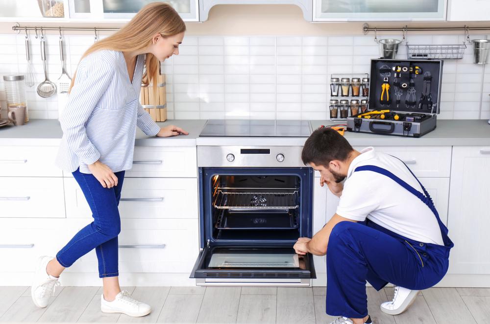 Appliance Repair in Dallas