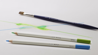 The best watercolor pencils for drawing