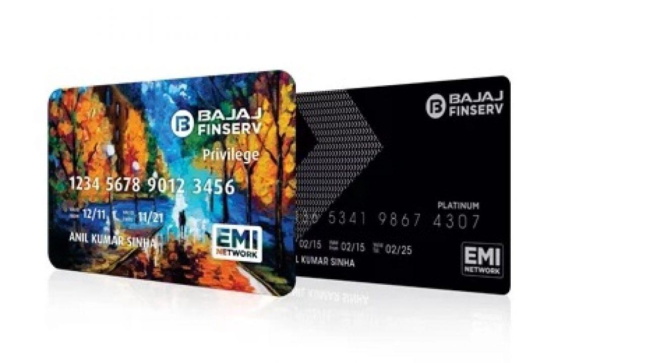 Bajaj Finserv EMI Card (1)