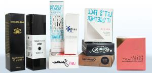 Custom Packaging for Cosmetics