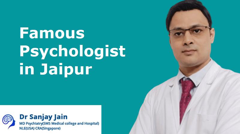 Famous Psychologist in Jaipur