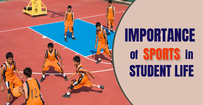 Importance Of Sports In Students Life: Benefits by VSI School