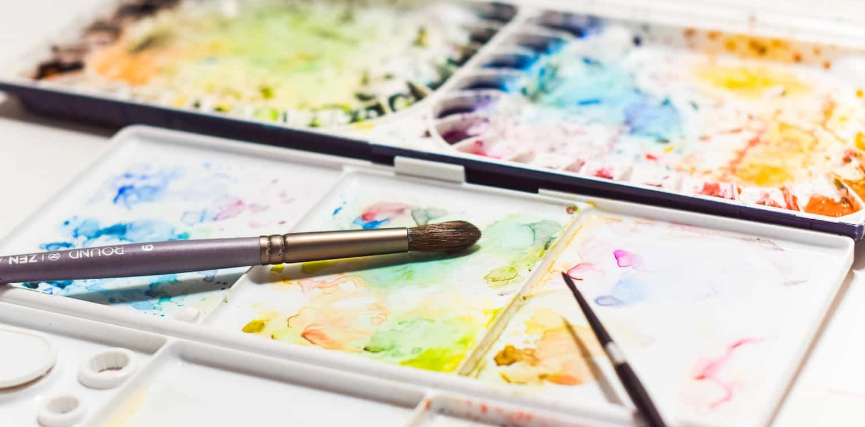 best palettes for painting