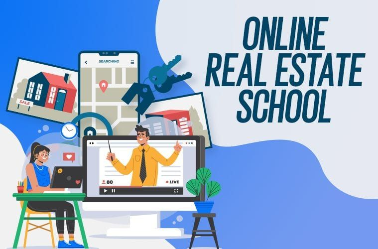 Your Guide to Finding the Best Online Real Estate School