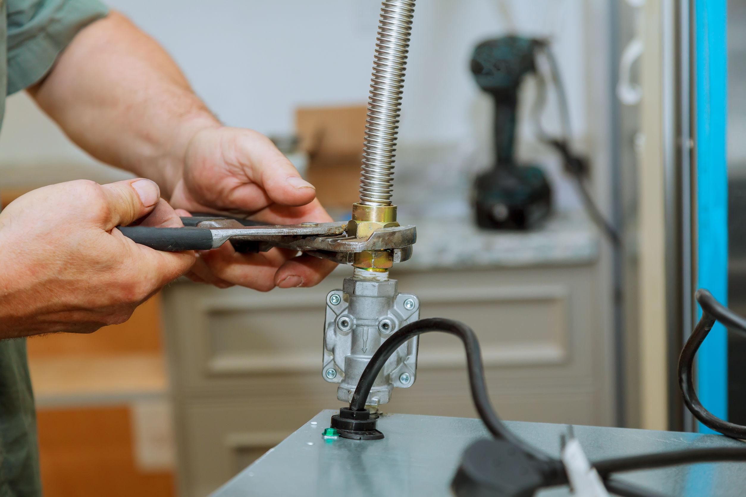 Gas Cooker Installation London