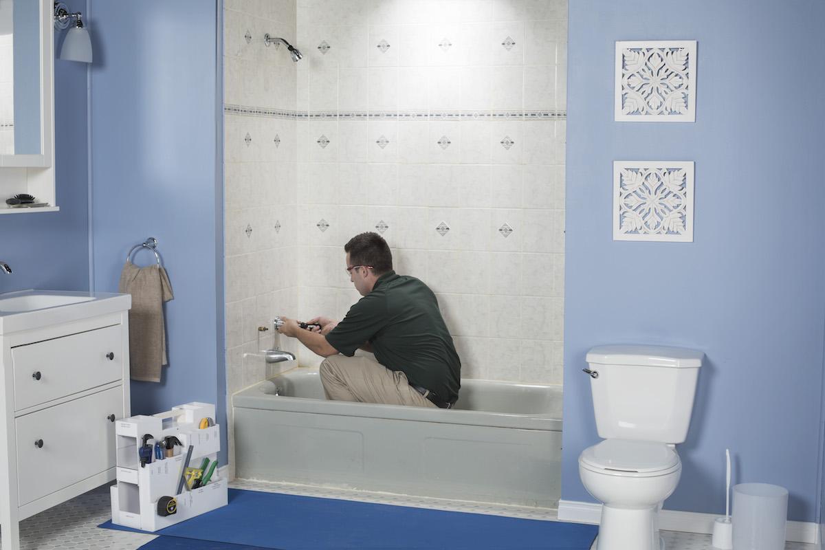 Bathroom Fitters New Milton